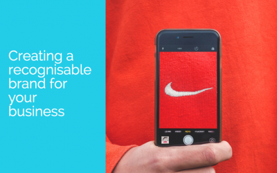 Creating a recognisable brand for your business