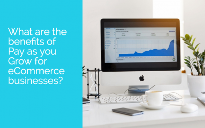 What are the benefits of Pay as you Grow for eCommerce businesses?