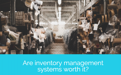 Are inventory management systems worth it?